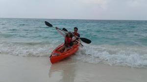 Canoë-kayak sur le terrain de la maison d'hôtes ou à proximité