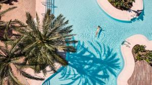 A view of the pool at Don Carlos Resort & Spa or nearby