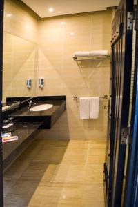 Ванная комната в Panorama Bungalows Resort El Gouna
