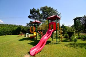 Children's play area at Country Resort By AHRPL, Katra