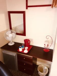 A bathroom at Spalite Hotel