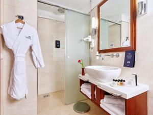 Ванная комната в Solo Sokos Hotel Palace Bridge