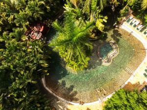 Baldi Hot Springs Hotel & Spa a vista de pájaro