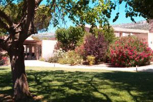 A garden outside Mercure Aix-En-Provence Sainte-Victoire