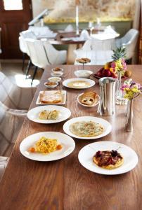 Opcje lunchowe lub kolacji w obiekcie Serenissima Boutique Hotel