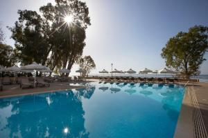 The swimming pool at or near Harmony Bay Hotel