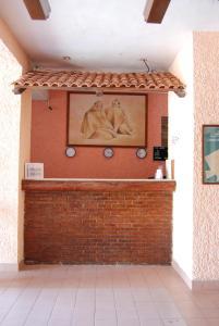 El vestíbulo o zona de recepción de Hotel Tankah Cancun