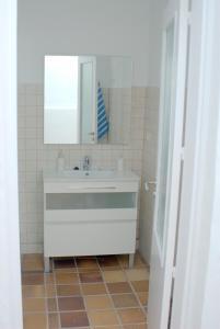 A bathroom at Casa Vacacional Rural Villa Barranco de los Cernícalos