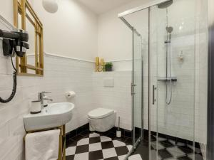 Bagno di Golden Prague Rooms