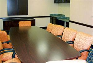 The business area and/or conference room at SpringHill Suites by Marriott Dallas NW Highway at Stemmons / I-35East