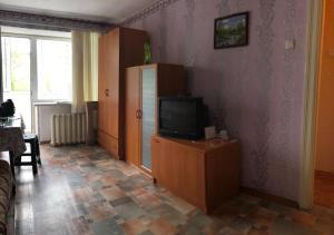 Телевизор и/или развлекательный центр в 1-квартира
