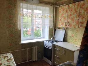 Кухня или мини-кухня в 1-квартира
