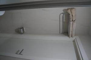 Ванная комната в Rusapart on Lenivka