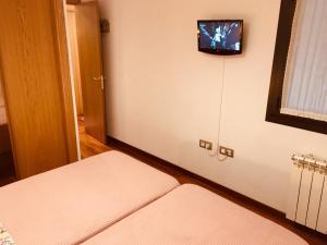 Cama o camas de una habitación en Casa Miñor