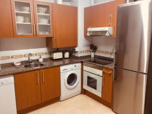 Una cocina o zona de cocina en Casa Miñor
