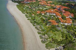A bird's-eye view of Grand Hyatt Bali