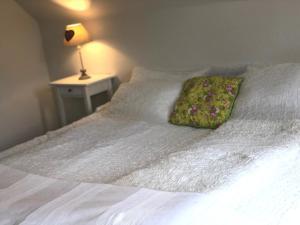 Кровать или кровати в номере Holiday Rügen Putbus