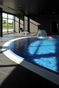 The swimming pool at or near Silver Hotel & Gokart Center