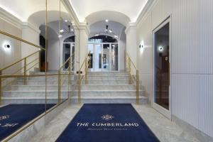 The swimming pool at or near The Cumberland Hotel by NEU Collective