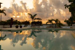 Het zwembad bij of vlak bij The Palm at Playa
