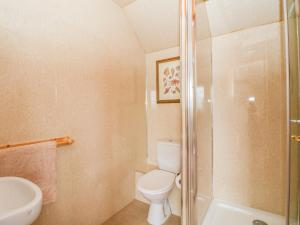 A bathroom at Seatown Cottage