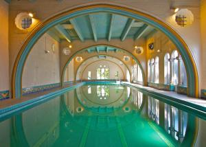 The swimming pool at or near Berkeley City Club Hotel