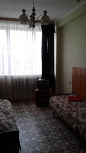 Гостиная зона в Gostinitsa Mayak