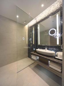 Ванная комната в Capri by Fraser Johor Bahru