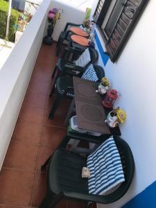 Un balcón o terraza de Casa Da Estela