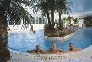 The swimming pool at or near Hotel Panoramic