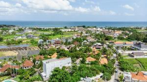 A bird's-eye view of Ohana Retreat Bali