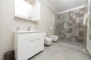 Łazienka w obiekcie Villa Lorenzo