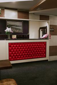Лобби или стойка регистрации в Гостиничный Комплекс Арт-Отель