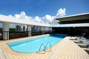 The swimming pool at or close to Rede Concept - Hotel Salvador