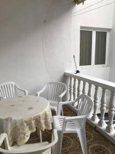 Балкон или терраса в Apartmani Miron