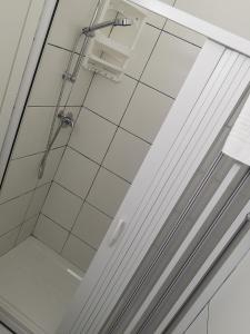 A bathroom at Grillo B&B