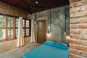 Cama o camas de una habitación en The Flying Fish Hostel