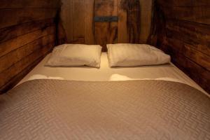 Un ou plusieurs lits dans un hébergement de l'établissement De Wijnlodge