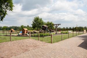 Aire de jeux pour enfants de l'établissement De Wijnlodge