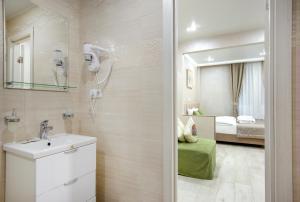 Salle de bains dans l'établissement Grand Mark by ACADEMIA