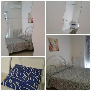 A bed or beds in a room at Il Soffione Home