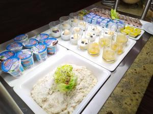 Jedlo v hoteli alebo blízkom okolí