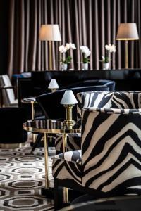 Restaurant ou autre lieu de restauration dans l'établissement The River Lee Hotel a member of The Doyle Collection