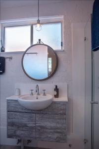 A bathroom at Angel Sussurri