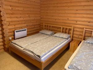 Кровать или кровати в номере Blaga Village