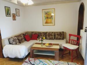 Posezení v ubytování Kuća za odmor Topličica