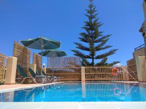 Πισίνα στο ή κοντά στο Stratos Villas