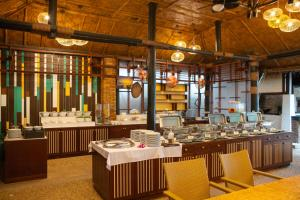 A restaurant or other place to eat at Railay Village Resort-SHA Plus