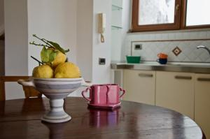 A kitchen or kitchenette at Blumind
