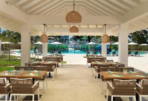 Ресторан / где поесть в Meliá Caribe Beach Resort-All Inclusive